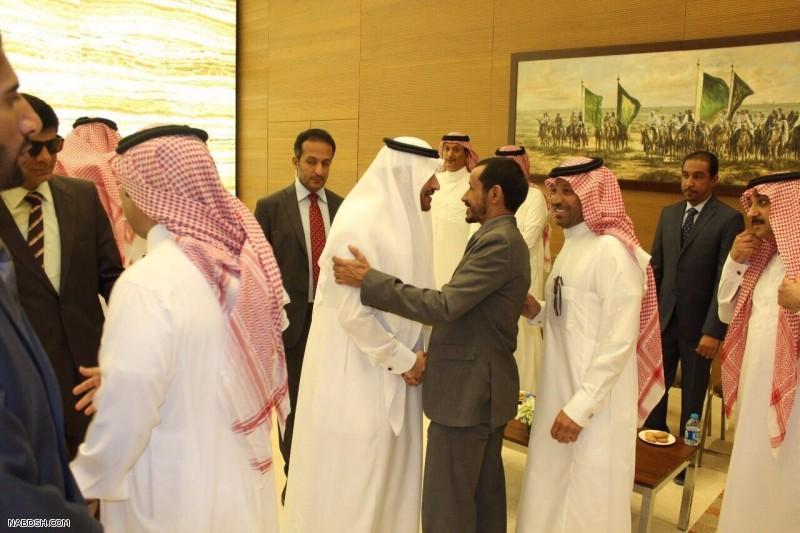 حفل معايدة سفارة المملكة العربية السعودية في المملكة الأردنية الهاشمية لمنسوبيها
