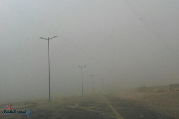 """""""ناسا"""" تنشر صورة ثلاثية الأبعاد لعواصف السعودية المقبلة"""