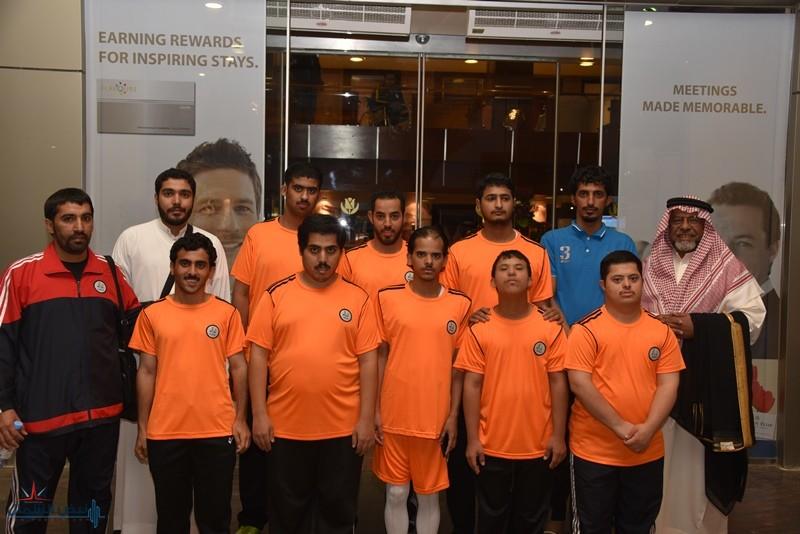 نادي الجوف يشارك في دورة ألعاب البارا السعودية الأولى بالرياض