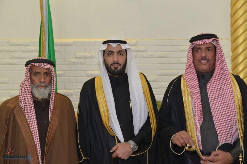 الأستاذ عبدالقادر مفلح بشير أبو رشيدة يحتفل بزواجه