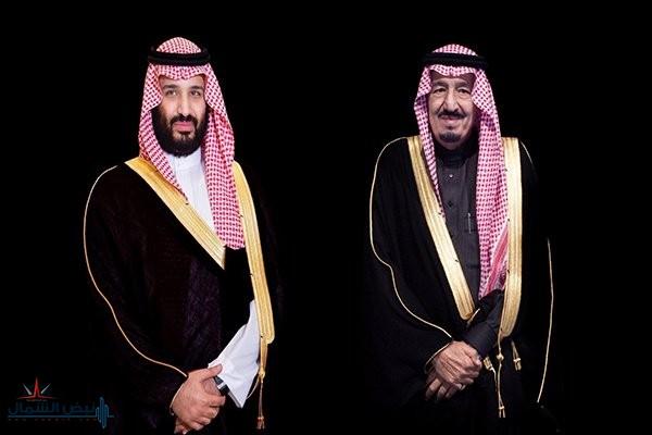 خادم الحرمين وولي العهد يعزيان أمير الكويت في وفاة الشيخ فاضل دعيج الصباح
