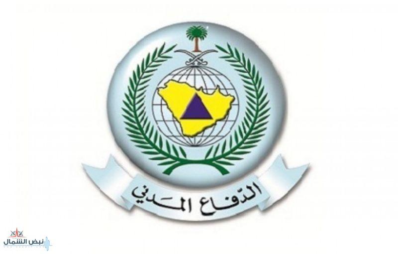 مدني الجوف يحذر من هطول أمطار رعدية متوسطة إلى غزيرة مصحوبة برياح تحد من الرؤية الأفقية على محافظة القريات