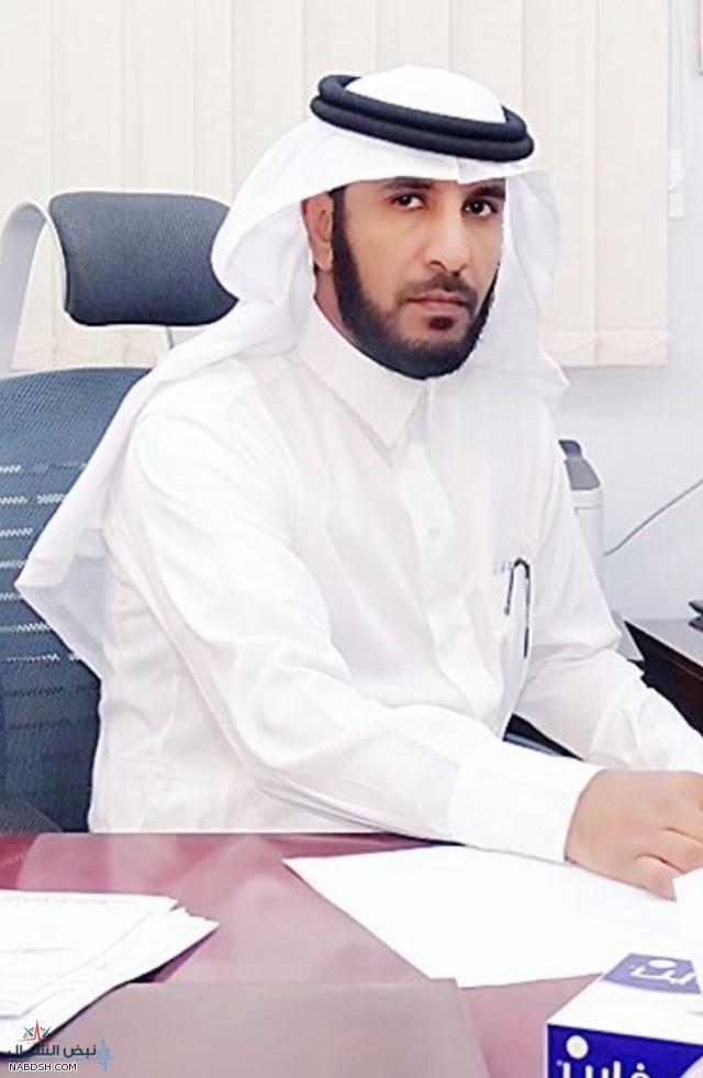 الأستاذ فالح سعود الشراري للمرتبة الثامنة في أحوال القريات