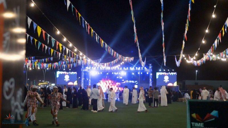 أمانة الجوف تواصل احتفالات عيد الفطر المبارك بفعاليات متنوعه