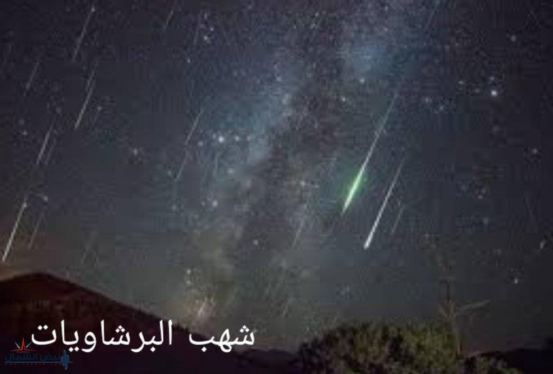 """السماء تتزين الليلة بـ""""شهب البرشاويات"""".. في ظاهرة فلكية فريدة من نوعها"""