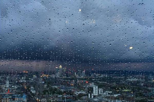 """""""الأرصاد"""": فرصة لهطول أمطار رعدية على 5 مناطق.. الأحد"""