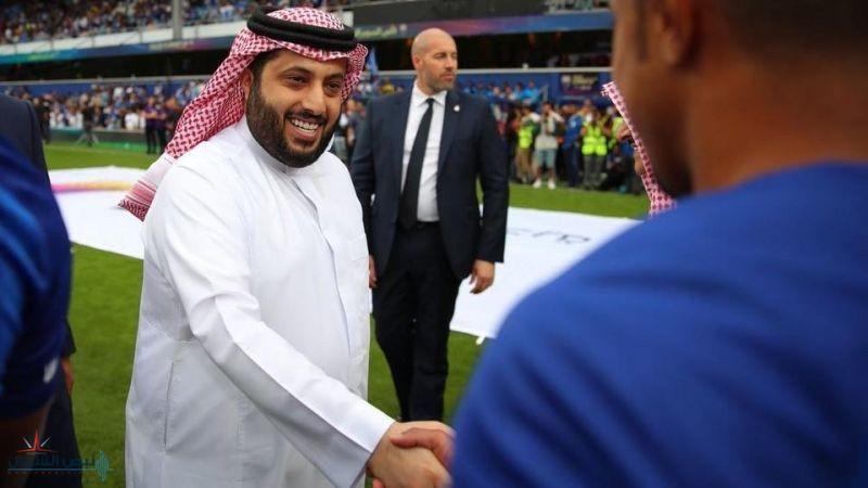 آل الشيخ: الجمهور سيتابع الموسم الكروي مجاناً