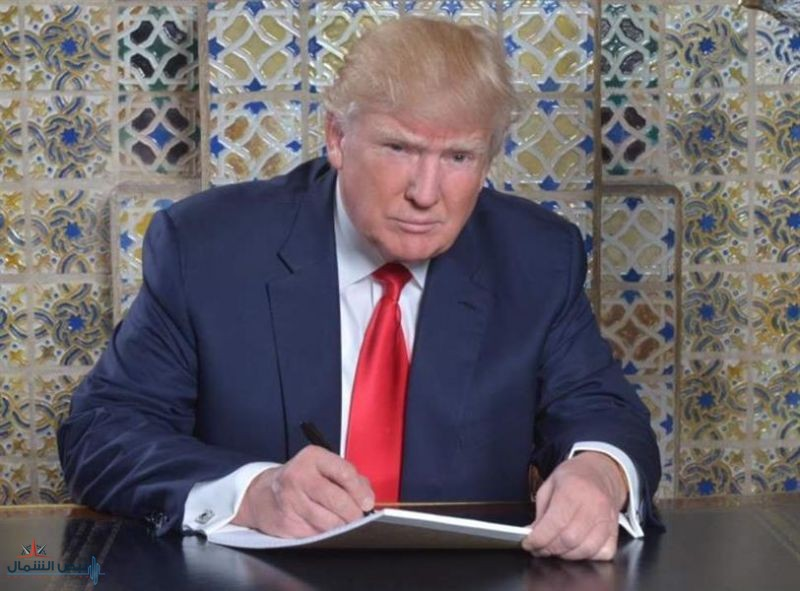 """ترامب يعزي أسرتي الشهيدين """"ذيب"""" و""""جاسر"""".. ويؤكد: لن ننسى عملهما النبيل"""