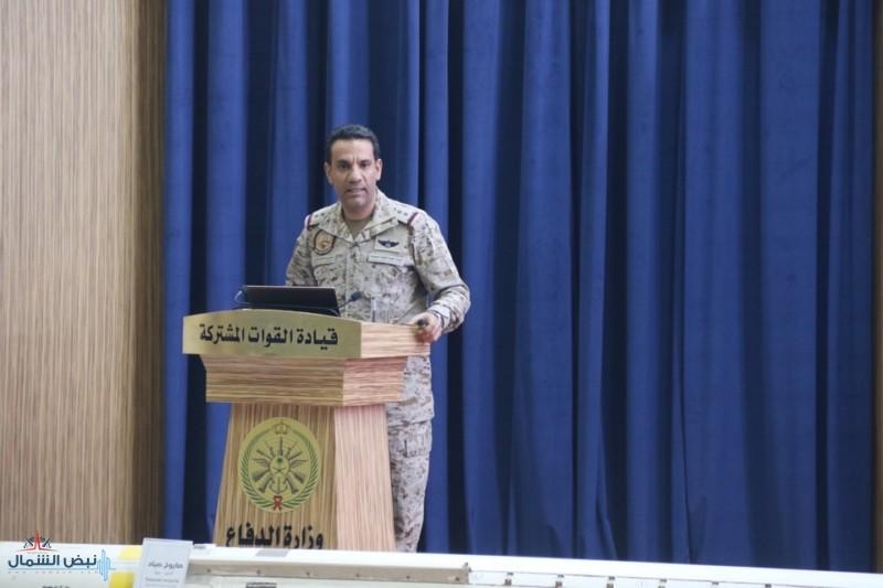 التحالف: انشقاق وزير إعلام الحوثي يمثل أبناء اليمن الشرفاء