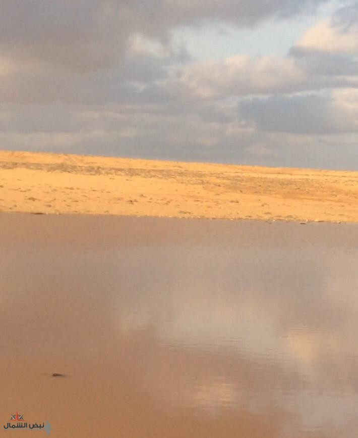 يوم غدٍ الإثنين حالة مطرية على منطقة الجوف وأجزاء من تبوك والحدود الشمالية وحائل والشرقية