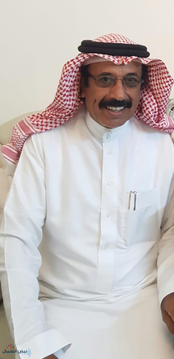 فهد الجريد : حياكم الله يامليكنا في منطقة الجوف