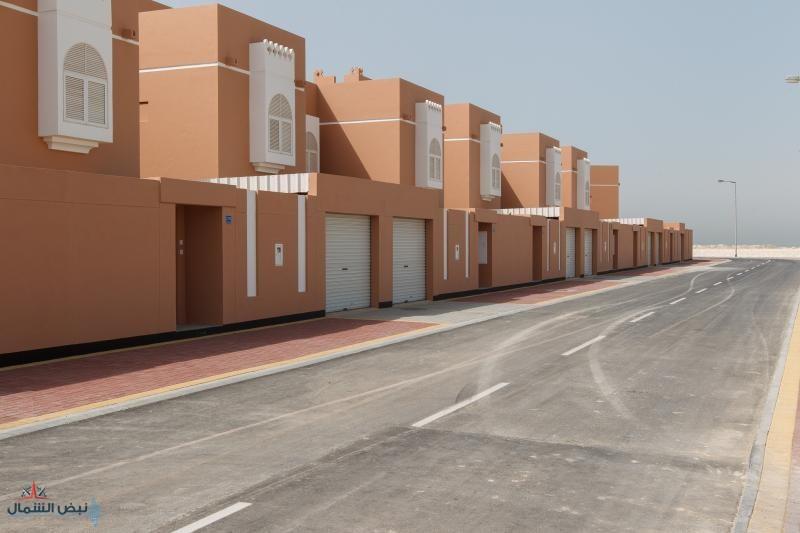 تخصيص أكثر من 16 ألف خيار سكني وتمويلي في تبوك خلال أقل من عامين