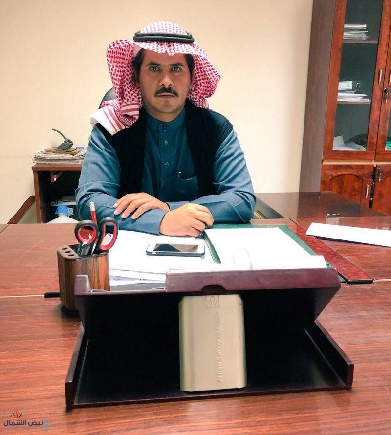 الشراري مديراً لوحدة المراسم والعلاقات العامة بمحافظة القريات