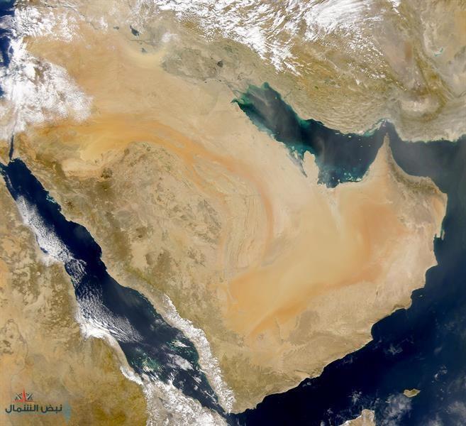 توقعات طقس غدٍ الإثنين: هطول أمطار رعدية على الرياض والقصيم والشرقية