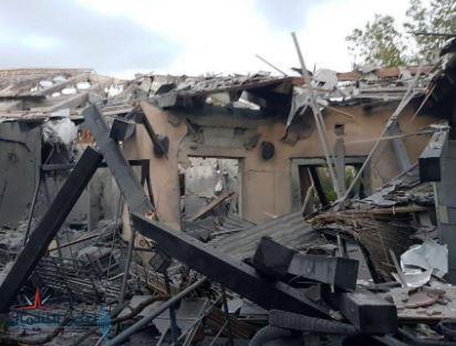 سقوط صاروخ أُطلق من غزة شمال تل أبيب.. وإصابة 6 إسرائيليين