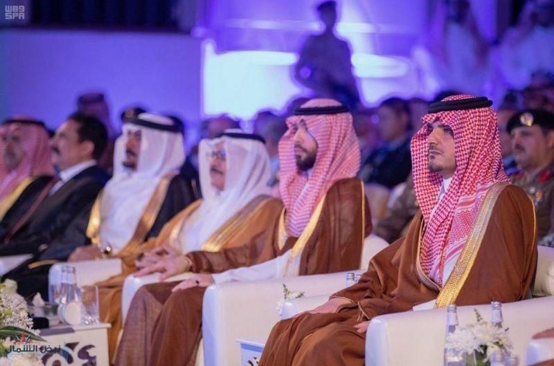 """""""وزير الداخلية"""" يرعى حفل تخريج 418 طالباً وطالبة من كليات جامعة نايف العربية للعلوم الأمنية"""