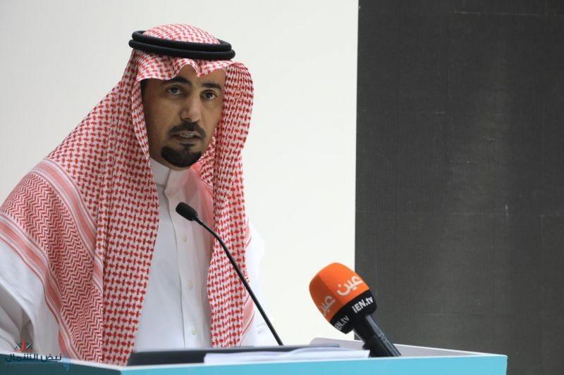 عميد كلية الأعمال قدم ورقة علمية عن مراكز ريادة الأعمال في الجامعات السعودية