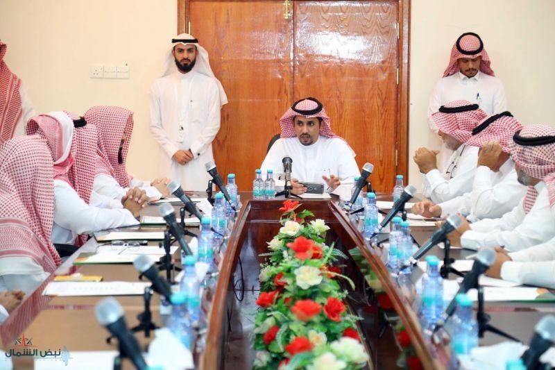 المجلس الفرعي للجمعيات الأهلية بالجوف يعقد اجتماعاً لانتخاب أعضاء مجلس الإدارة