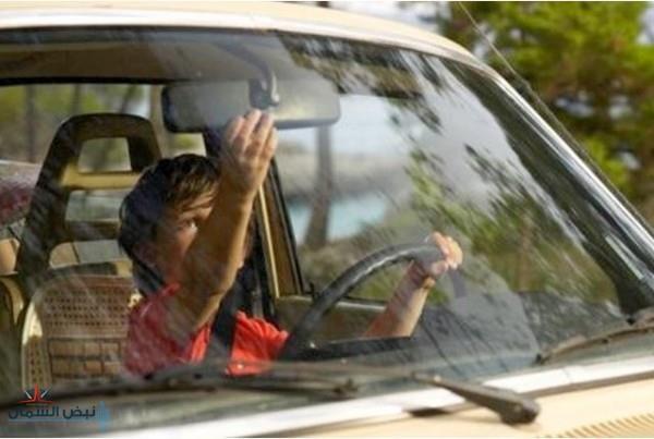 """""""حقوق الإنسان"""": من يسمح للأطفال بقيادة المركبات سيحال إلى النيابة العامة"""