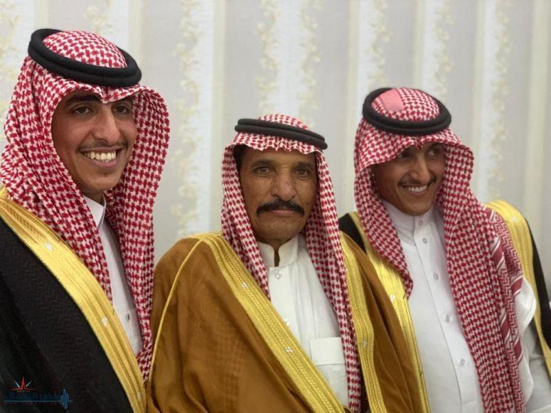 """الصقار  المعروف """"عيد البني"""" يحتفل بزواج أبنائه (أحمد و نايف)"""