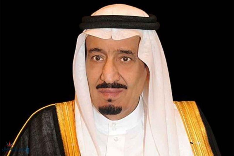 خادم الحرمين الشريفين يستقبل ملك البحرين