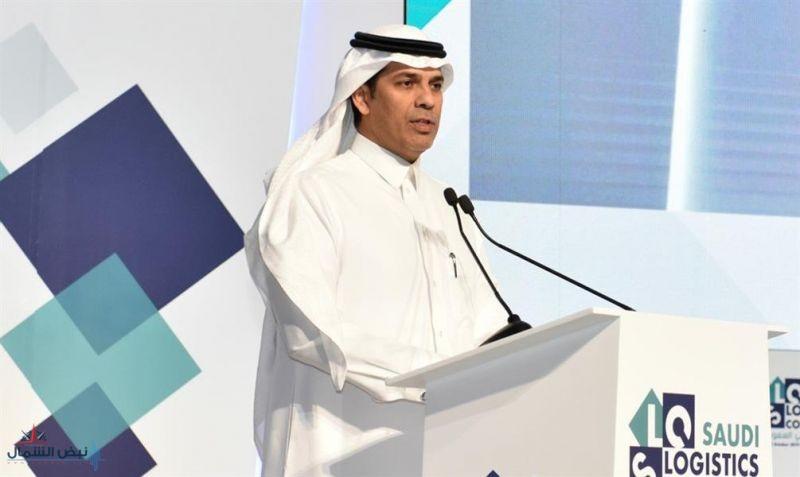 """وزير النقل يطلق منطقة """"الخمرة"""" اللوجستية المتكاملة في جدة"""