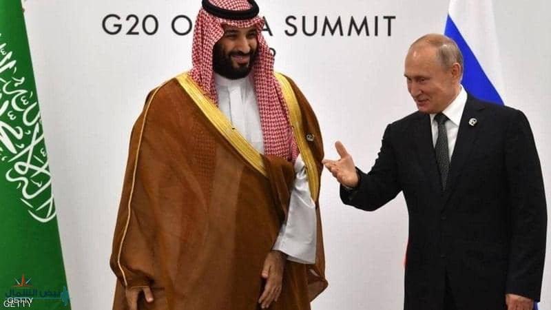 """زيارة """"بوتين"""" للسعودية.. علاقات استراتيجية وتعاون في كل المجالات"""