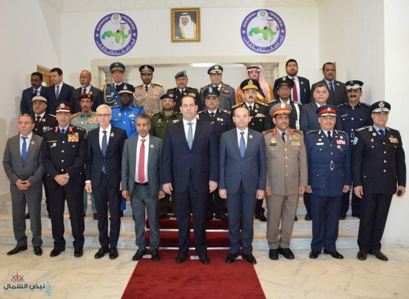 اختتام أعمال المؤتمر الثالث والأربعين لقادة الشرطة والأمن العرب