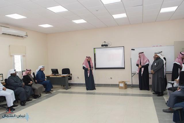 انطلاق برامج تدريبية لمنسوبي إمارة الجوف