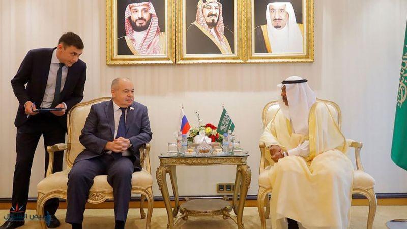 اجتماع سعودي-سنغافوري لبحث ترتيبات موسم الحج المقبل