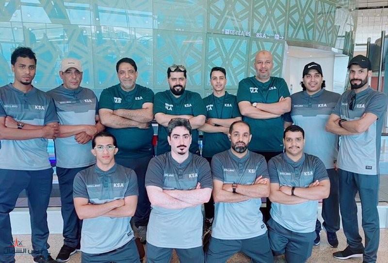 أخضر كرة الطائرة من الجلوس يواجه العراق غدًا في البطولة العربية