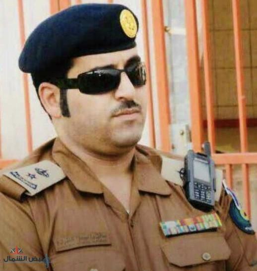 المقدم صالح بن عويض الحريول الشراري إلى رتبة عقيد