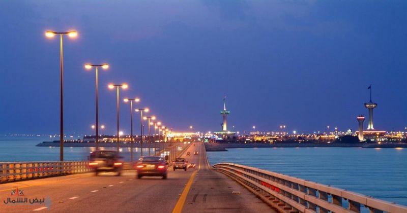 """""""جسر الملك فهد"""" ينفي إغلاق المنفذ أمام المسافرين"""