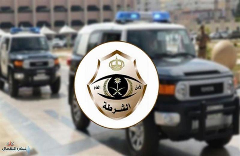 ضبط 4 أشخاص يستقلون مركبة على طريق الرياض - الخرج ويتباهون بمخالفتهم قرار منع التجول