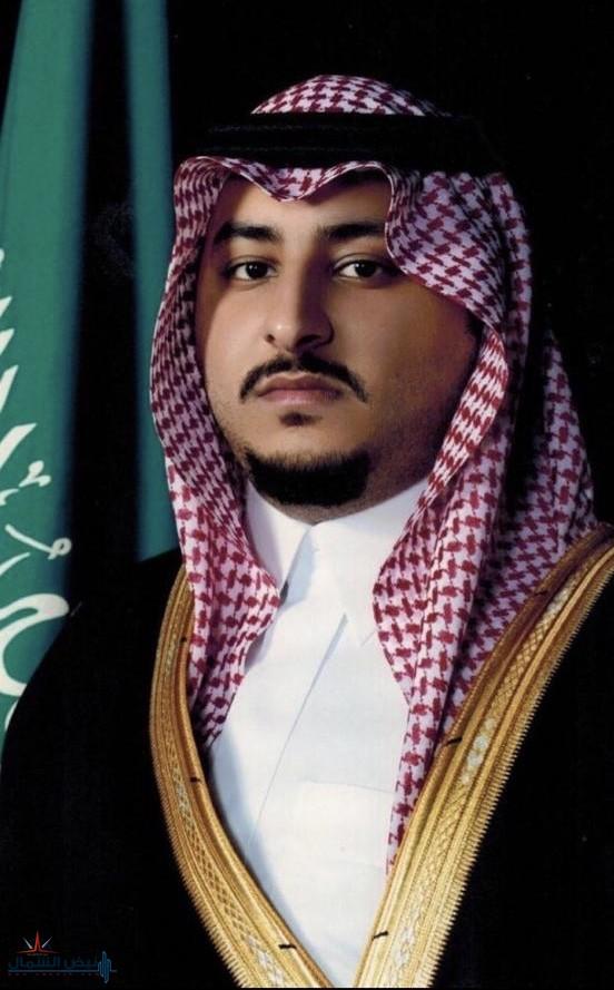 الأمير عبدالعزيز بن فهد بن تركي بن عبدالعزيز يعزي رئيس مركز خوعاء بوفاة والده