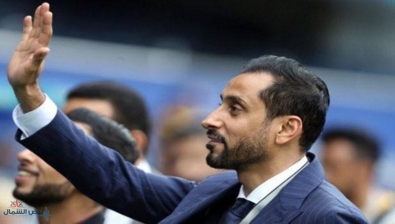 بمشاركة مجموعة من الرياضيين.. سامي الجابر يشارك في اجتماع الفيفا لتطوير كرة القدم