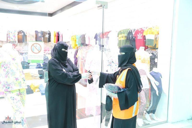 أمانة منطقة الجوف تطلق حملة سلامتكم مسئولية لتوزيع كمامات في الأماكن العامة
