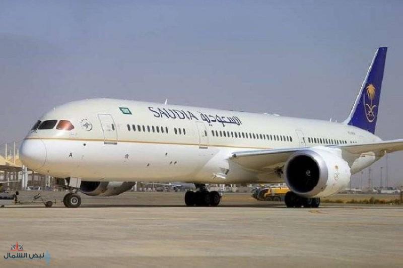 """""""الخطوط السعودية"""": إعادة تشغيل رحلات داخلية جديدة بداية من الأسبوع القادم"""