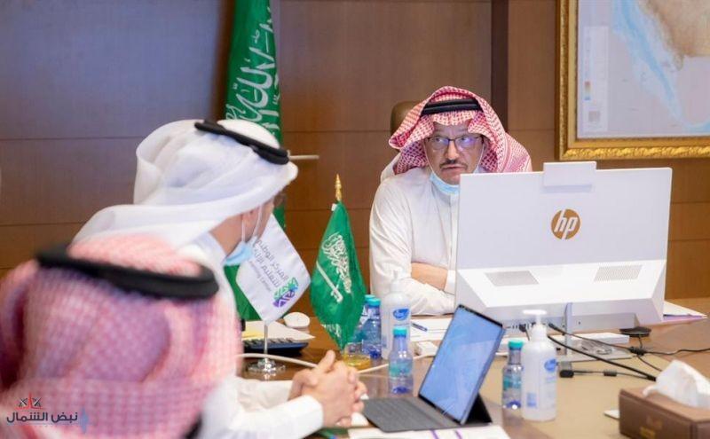 وزير التعليم يدشن منصة تراخيص لبرامج التعليم والتدريب الإلكتروني بالمملكة