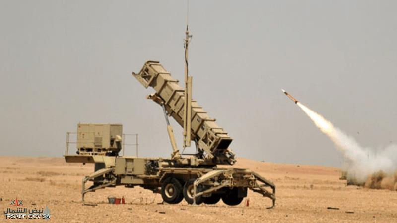 """""""التحالف"""" يعترض ويدمر طائرة بدون طيار أطلقها الـحوثيون باتجاه المملكة"""
