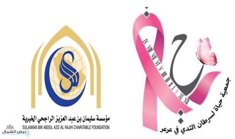 جمعية حياة لسرطان الثدي بعرعر تطلق برنامجها الاول (لا تترددي نحن معاك)