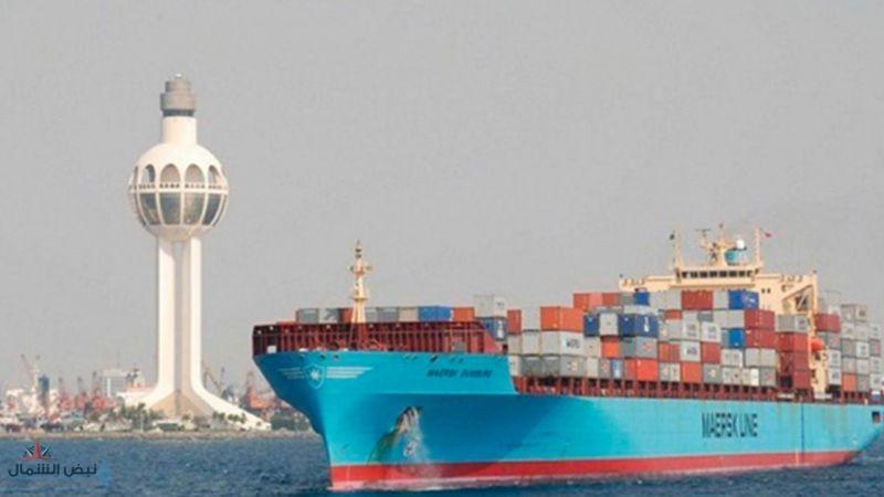 ميناء جدة يعلن استئناف الملاحة البحرية بعد توقفها عدة ساعات