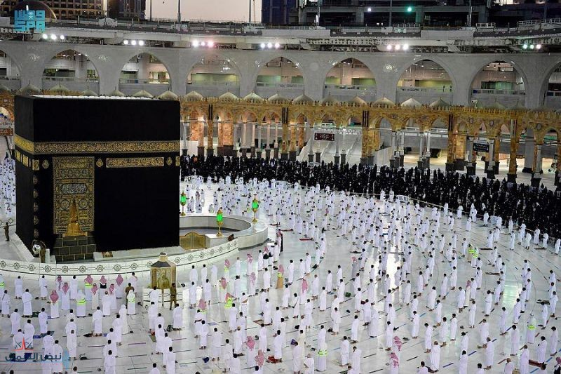 """""""رئاسة الحرمين"""" ترفع جاهزيتها استعداداً للعشر الأواخر من شهر رمضان المبارك"""