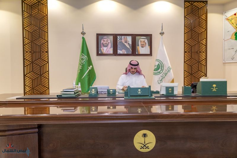 سمو أمير الجوف يستعرض خلال اجتماع لجنة دعم ومساندة تنفيذ المشاريع مؤشرات مشاريع الجهات الحكومية خلال الربع الثاني