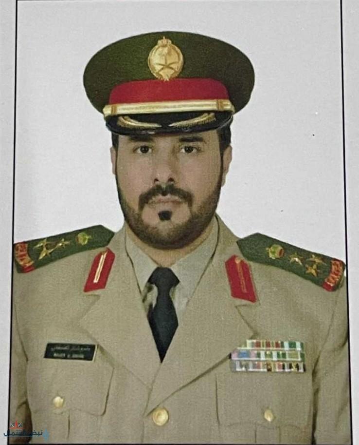 ترقية العقيد ملحم بن شنار آل مسعود القحطاني إلى رتبة عميد ركن