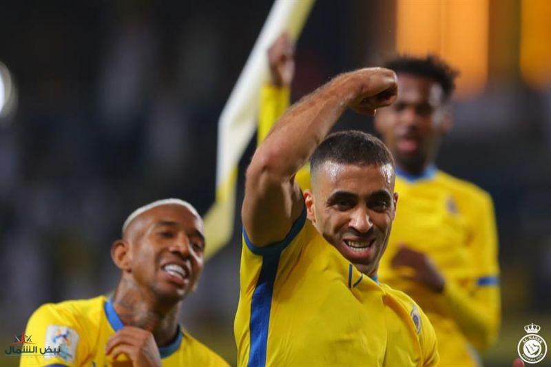 النصر يقسو على الوحدة الإماراتي بخماسية ويتأهل لنصف نهائي أبطال آسيا