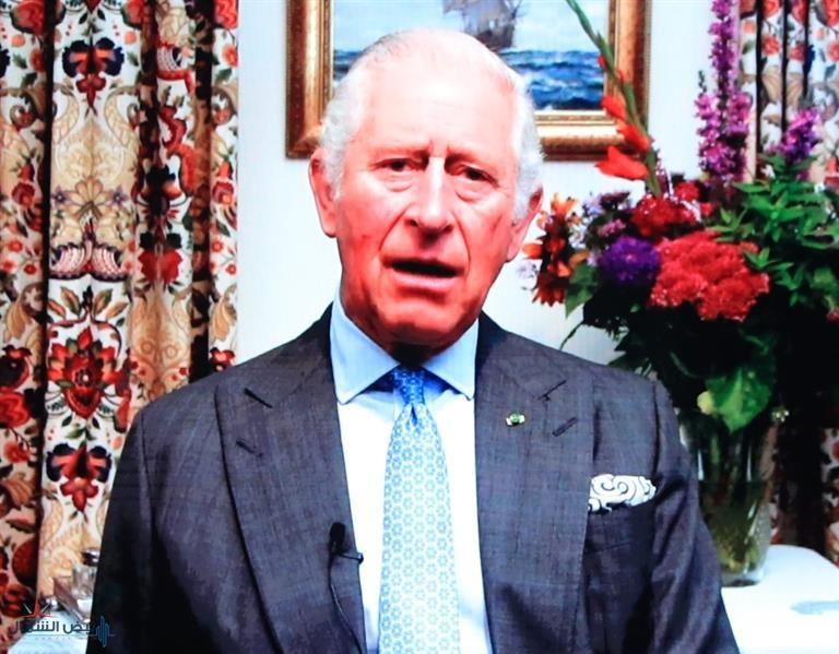 """الأمير تشارلز: """"مبادرة السعودية الخضراء"""" استثنائية وتسهم في بناء مستقبل مستدام ومثمر"""