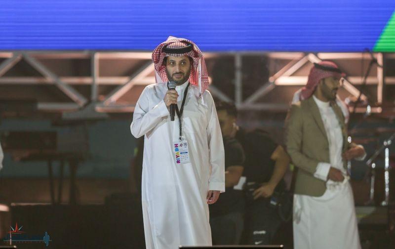 تركي آل الشيخ: كل فعاليات الأيام الأولى بموسم الرياض 2021 انتهت تذاكرها