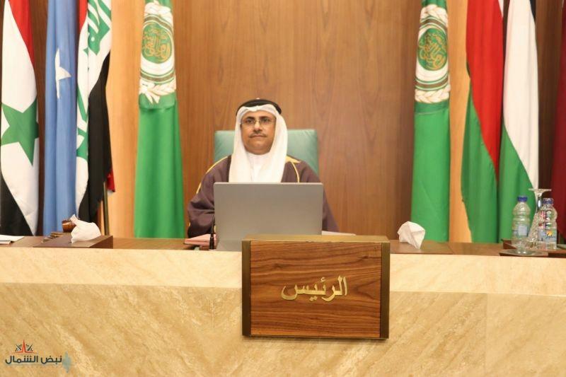 رئيس البرلمان العربي يثمن إطلاق الأمير محمد بن سلمان مبادرة السعودية الخضراء