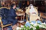 غدا الخميس الملك عبدالله الثاني يزور أخاه خادم الحرمين الشريفين